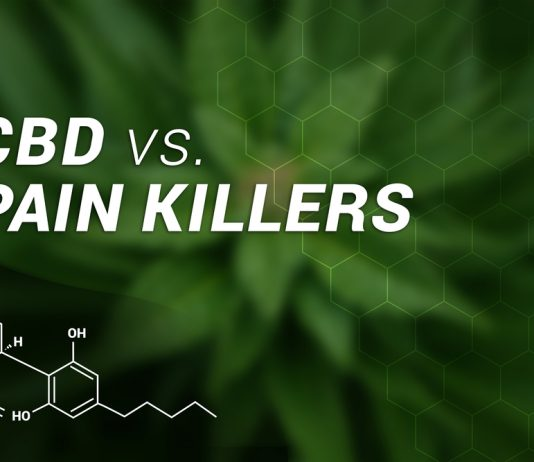 Could a cannabis substance replace opioid pain relievers?