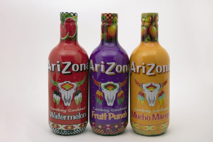 Arizona Tea maker enters the cannabis market