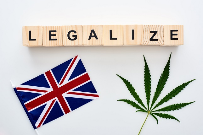 UK could completely legalise cannabis use within a decade following a research trip to Canada